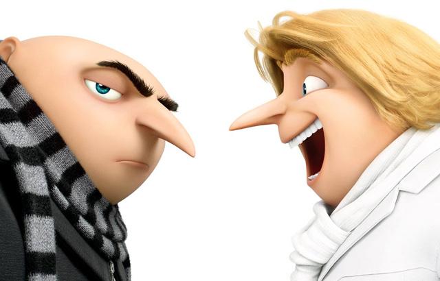Ontmoet Gru's tweelingbroer in nieuwe Despicable Me 3 trailer