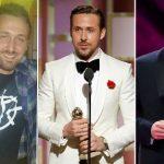Grap met Ryan Gosling look-a-like bij Golden Kamera Awards