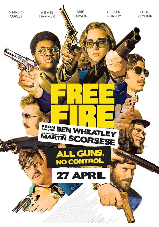 Recensie Free Fire (Erik Jansen)