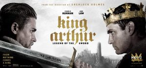 Laatste King Arthur: Legend of the Sword trailerKing Arthur: Legend of the Sword