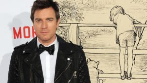Ewan McGregor hoofdrol in Disney's Christopher Robin film