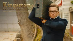 Nieuwe Kingsman: The Golden Circle trailer teaser