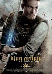 Prijsvraag King Arthur: Legend of the Sword