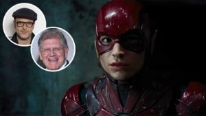Drie grote regisseurs in beeld voor The Flash
