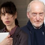 Charles Dance en Sally Hawkins in Godzilla: King of the Monsters