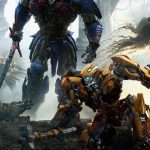 Nieuwe poster Transformers: The Last Knight