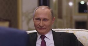 Trailer voor Oliver Stone's Vladimir Putin documentaire