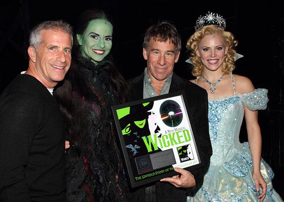 Stephen Schwartz over Wicked