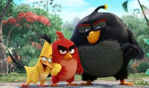 The Angry Birds Movie 2 in 2019 in première