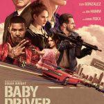 Nieuwe Edgar Wright's Baby Driver poster
