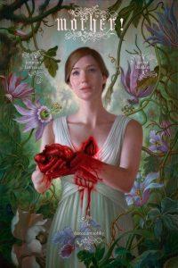 Jennifer Lawrence op poster Darren Aronofsky's mother!