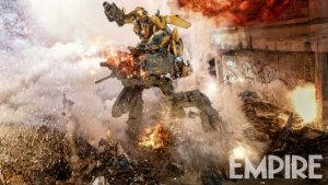 Nieuwe internationale trailer Transformers: The Last Knight