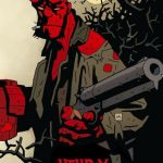 Eerste poster Hellboy: Rise of the Blood Queen