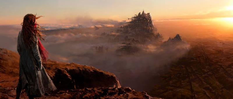Peter Jackson onthult eerste Mortal Engines concept art