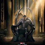 Eerste poster Marvel's Black Panther