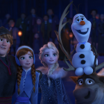 Eerste previews Olaf's Frozen Adventure liedjes