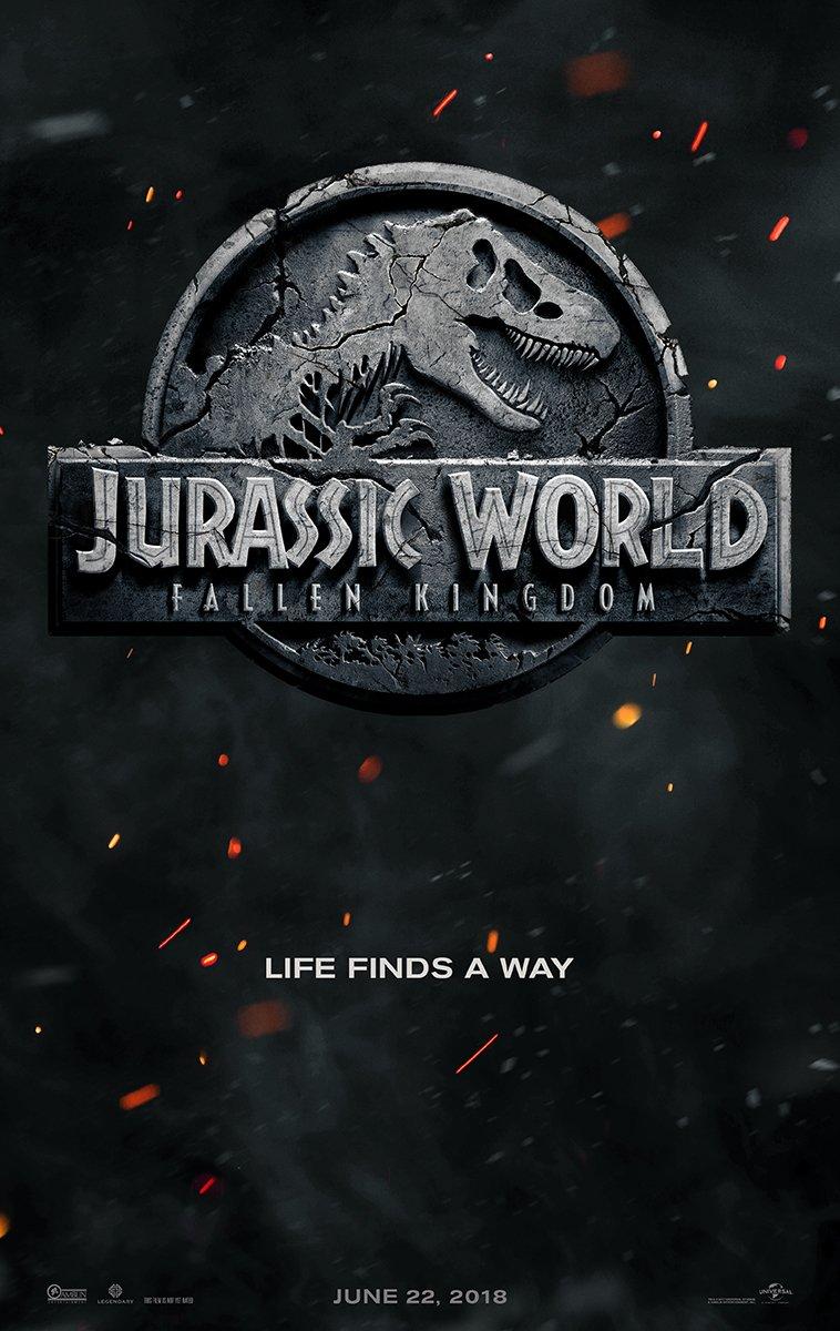 Jurassic World sequel krijgt titel Jurassic World: Fallen Kingdom