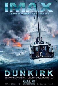 Nieuwe IMAX-poster Christopher Nolan's Dunkirk