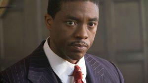 Chadwick Boseman in trailer Marshall