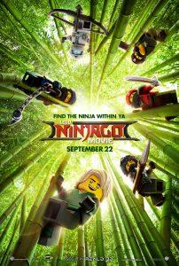 Nieuwe poster The LEGO Ninjago Movie
