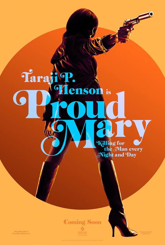 Taraji P. Henson als hit woman in Proud Mary trailer