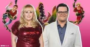 Josh Gad & Rebel Wilson in The Little Shop of Horrors
