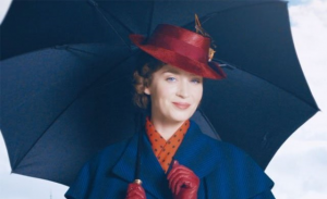 Mary Poppins Returns motion poster