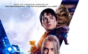 Recensie Valerian and the City of a Thousand Planets