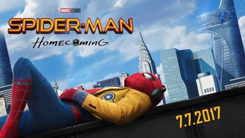 Spider-Man: Homecoming eerste 4 minuten online