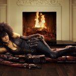 Eerste blik op Zazie Beetz als Domino in Deadpool 2