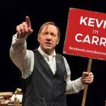 Kevin Spacey naar Carré Amsterdam?