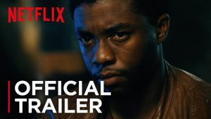 Chadwick Boseman in Message from the King trailer