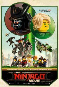The LEGO Ninjago Movie Comic-Con trailer en poster