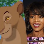 Alfre Woodard als Simba's moeder in live-action The Lion King