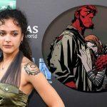 American Honey's Sasha Lane in Hellboy reboot