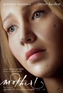 Jennifer Lawrence in trailer Darren Aronofsky's mother!