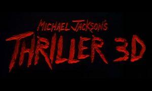Michael Jackson's Thriller 3D tijdens filmfestival Venetië in première