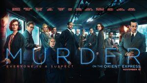 Nieuwe poster Murder on the Orient Express