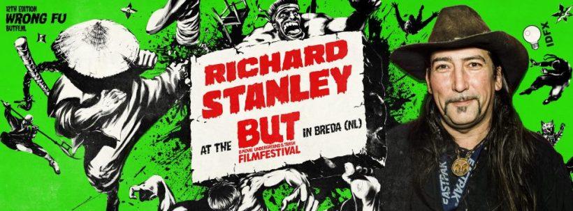 Interview Richard Stanley - BUTFF 2017
