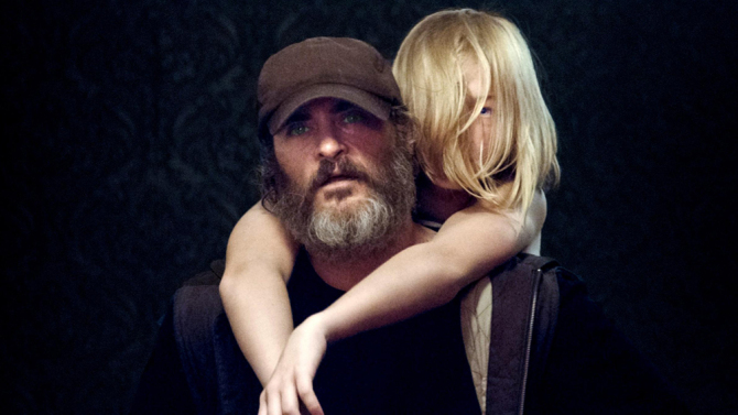 Trailer You Were Never Really Here met Joaquin Phoenix