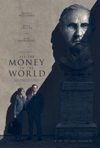 Ridley Scott's All the Money in the World trailer en poster