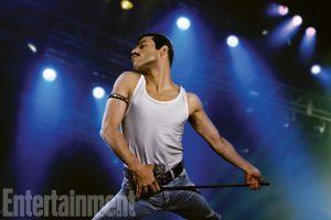 Eerste blik op Rami Malek als Freddie Mercury in Bohemian Rhapsody
