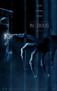 Nieuwe trailer Insidious: The Last Key