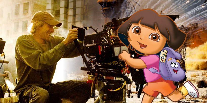 Maakt Michael Bay een Dora The Explorer film?