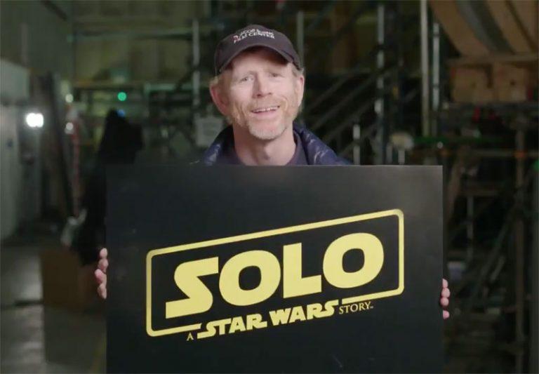 Officiële titel: Solo: The Han Solo Star Wars Story