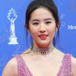 Chinese actrice Liu Yifei als Mulan in live action Disney-film