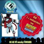 Winactie | Zondagtickets Dutch Comic Con – Winter Edition! - Beëindigd