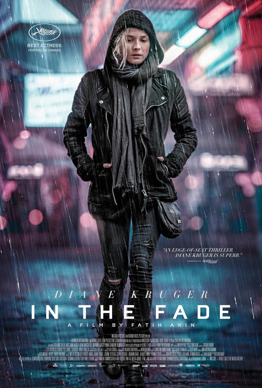 In the Fade trailer met Diane Kruger