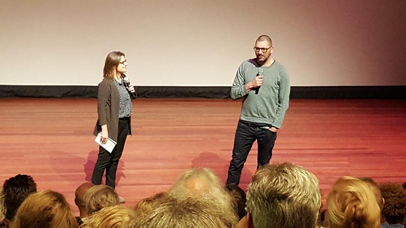 Recensie Billy (Sandro Algra) Theo Maassen Q&A bij voorpremière in Eindhoven