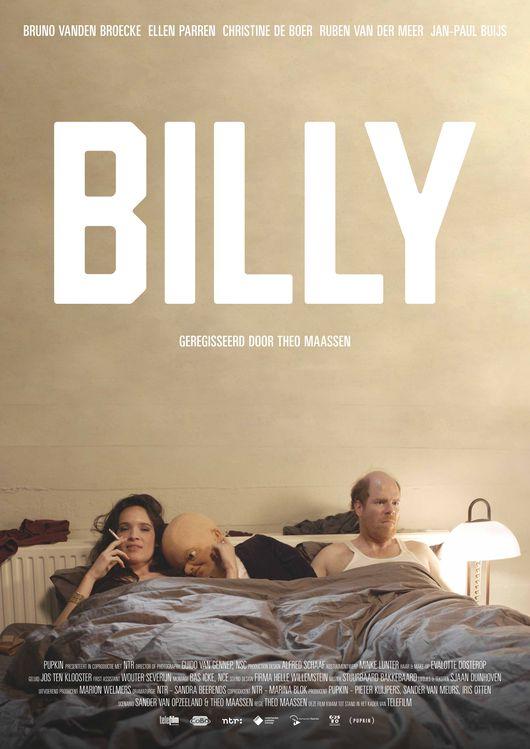 Recensie Billy (Sandro Algra) poster